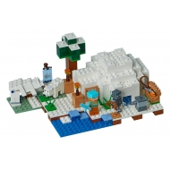 Minecraft - LEGO L'igloo