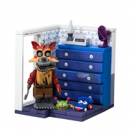 Five Nights at Freddy's - Jeu de construction Small Left Dresser and Door