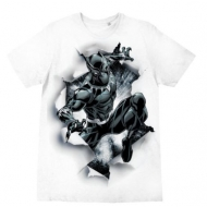 Black Panther - T-Shirt Destroy