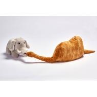 Le Petit Prince - Peluche Doudou Boa 60 cm