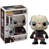 Vendredi 13 - Figurine POP! Jason Voorhees 10 cm