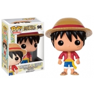 One Piece - Figurine POP! Monkey D. Luffy 9 cm