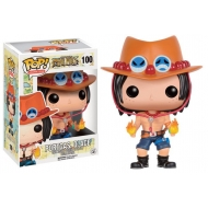One Piece - Figurine POP! Portgas D. Ace 9 cm