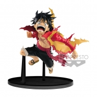 One Piece - Figurine BWFC Vol. 4 Monkey D. Luffy by Kengo 12 cm