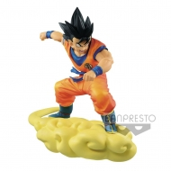 Dragon Ball Z - Figurine Son Goku on Flying Nimbus 18 cm