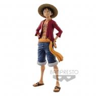 One Piece - Figurine Grandista The Grandline Men Monkey D. Luffy 27 cm