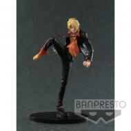 One Piece - Figurine SCultures Sanji Diable Jambe Color Ver. 18 cm
