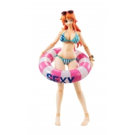One Piece - Figurine Variable Action Heroes Nami Summer Vacation 16 cm