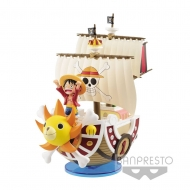 One Piece - Figurine Mega WCF Thousand Sunny 19 cm