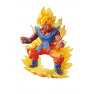 Dragon Ball Super - Statuette Dracap Memorial 02 Super Saiyan Son Goku 10 cm