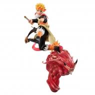 Naruto Shippuden - Statuette G.E.M. Serie Remix 1/8 Uzumaki  (The Monkey King) 20 cm
