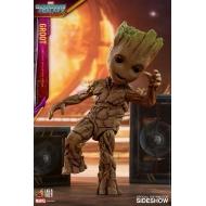 Les Gardiens de la Galaxie Vol. 2 - Figurine 1/1 Life-Size Masterpiece Groot Slim Version 26 cm