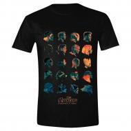 Avengers Infinity War - T-Shirt Character Profile