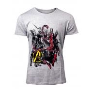 Avengers Infinity War - T-Shirt Avengers Character