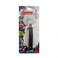 Marvel - Couteau à pizza Captain America Shield