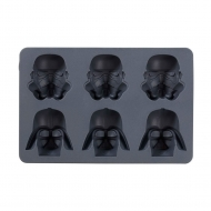 Star Wars - Moule en silicone Darth Vader & Stormtrooper