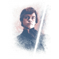 Star Wars - Poster en métal Successors Collection Luke Skywalker 32 x 45 cm