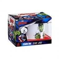 Marvel - Mug XL Bursting Hulk