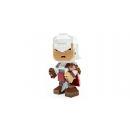 Assassin's Creed - Jeu de construction Mega Construx Kubros Ezio 14 cm