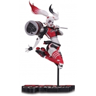 DC Comics - Statuette Red, White & Black Harley Quinn by Babs Tarr 21 cm