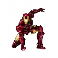 Iron Man 2 - Figurine S.H. Figuarts Mark IV & Hall of Armor Set Tamashii Web EX 14 cm