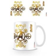 Avengers Infinity War - Mug Connecting Icons