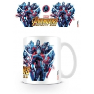 Avengers Infinity War - Mug Heroes United