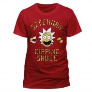 Rick et Morty - T-Shirt Szechuan Dipping Sauce