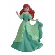 La Petite Sirène - Figurine Ariel en robe 10 cm