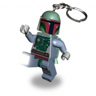 Lego Star Wars - Mini lampe de poche Boba Fett