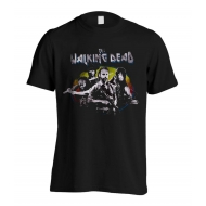 Walking Dead - T-Shirt Character Group Shot