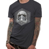 Star Wars Episode VIII - T-Shirt Captain Phasma Badge
