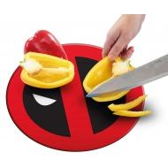 Marvel - Planche à découper Deadpool Icon