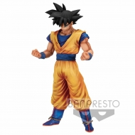 Dragonball Z - Figurine Grandista Resolution of Soldiers Son Goku Ver. 2 28 cm