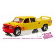 Kill Bill - Réplique Pussy Wagon 1/18 Chevrolet C-2500 1997