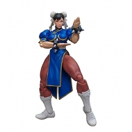 Street Fighter V - Figurine 1/12 Chun-Li 17 cm