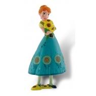 La Reine des neiges une fête givrée - Figurine Anna 10 cm
