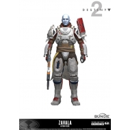 Destiny 2 - Figurine Zavala 18 cm