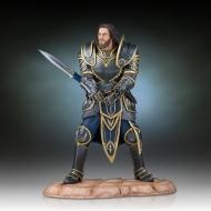 Warcraft The Beginning - Statuette Lothar 28 cm