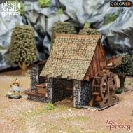 Age of Fantasy ColorED - Maquette pour jeu de figurines 28 mm Lumber Mill
