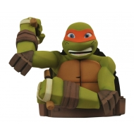 Les Tortues Ninja - Tirelire Michelangelo 20 cm