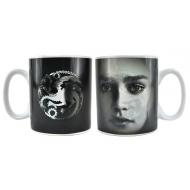Game of Thrones - Mug effet thermique Daenerys