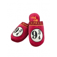 Harry Potter - Chaussons 9 3/4 Hogwarts Express (M)
