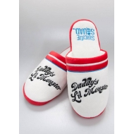 Suicide Squad - Chaussons Harley Quinn Daddy (34-37)