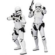Star Wars Episode VII - Pack 2 statuettes ARTFX+ First Order Stormtrooper 18 cm