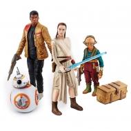 Star Wars Episode VII - Pack figurines 2016 Takodana Encounter 10 cm