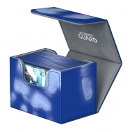 Ultimate Guard - SideWinder™ 80+ taille standard ChromiaSkin™ Bleu
