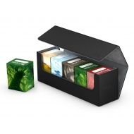 Ultimate Guard - Boite pour cartes Arkhive 400+ taille standard XenoSkin™ Noir