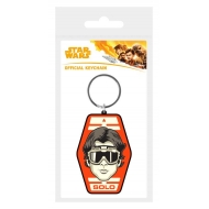 Star Wars Solo - Porte-clés Solo Badge 6 cm