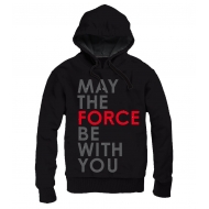 Star Wars Episode VIII - Sweat  à capuche May The Force Be With You